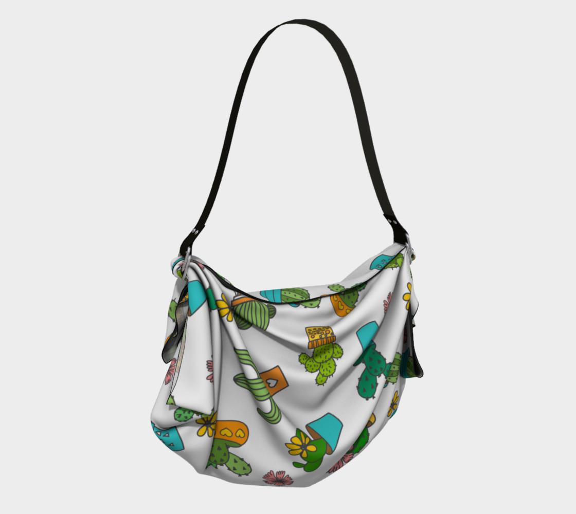 Cactus Origami Bag preview #2