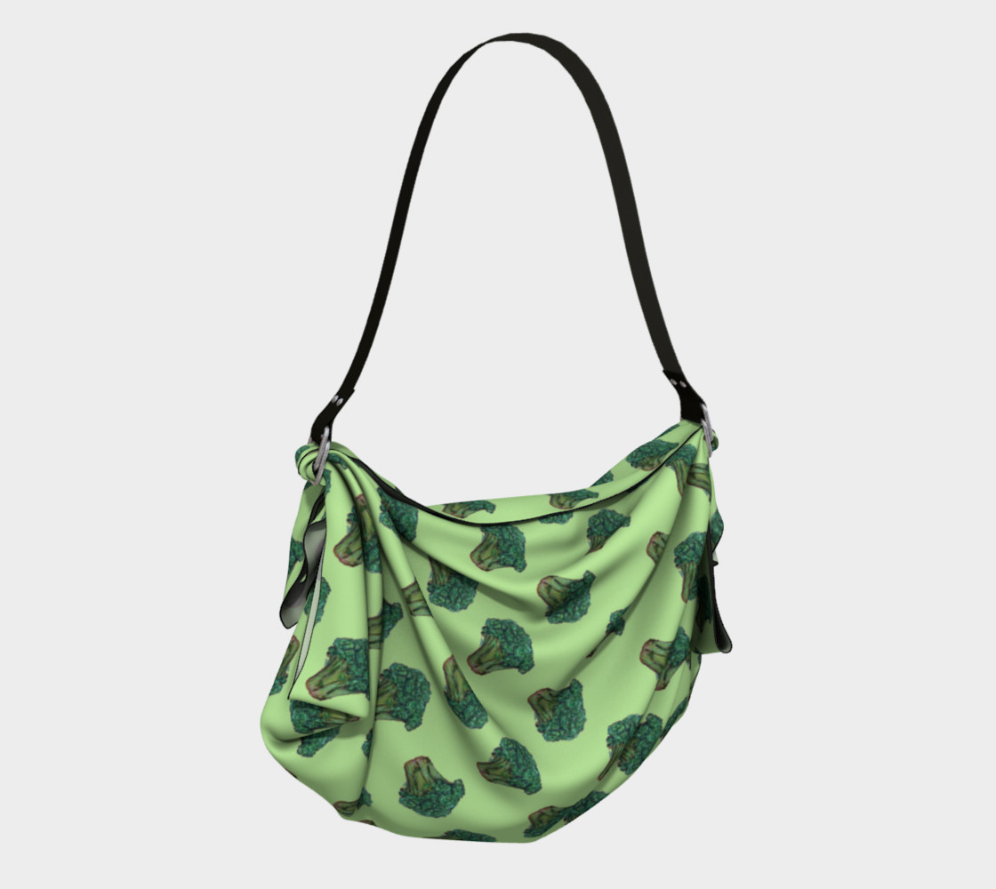 Eat Your Veggies Origami Tote preview #2