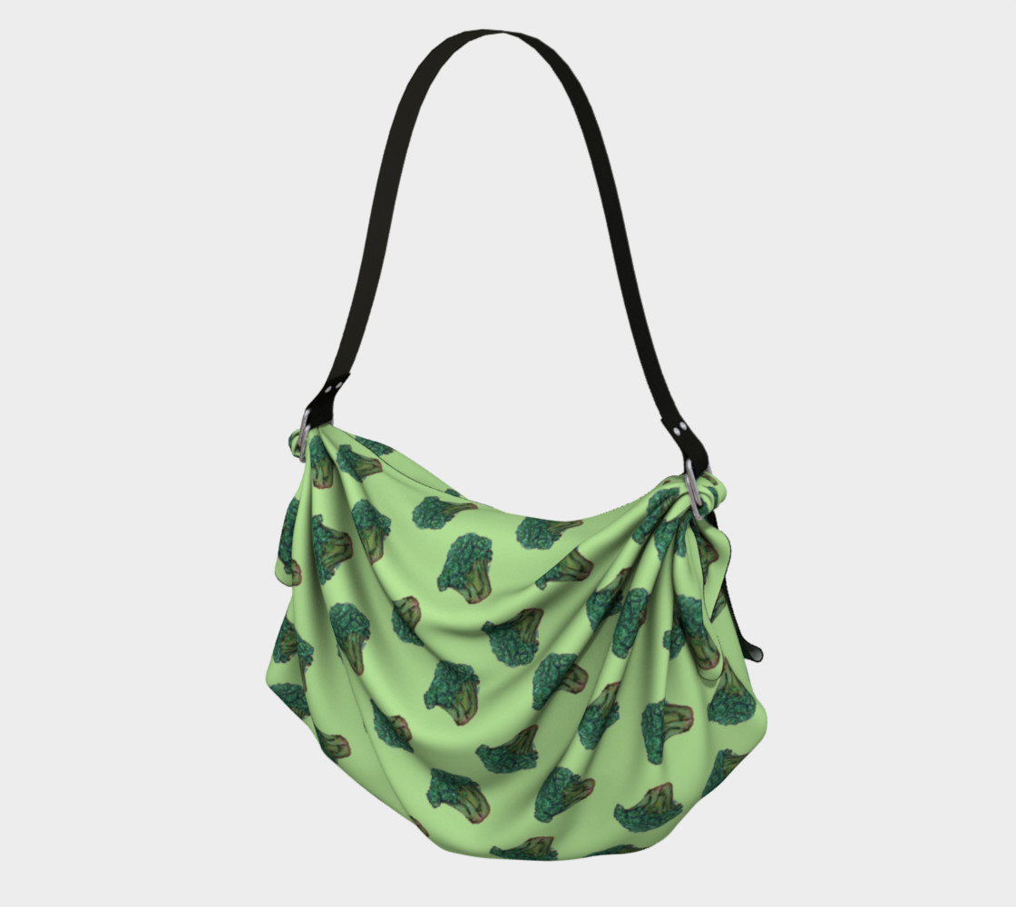 Eat Your Veggies Origami Tote preview #1