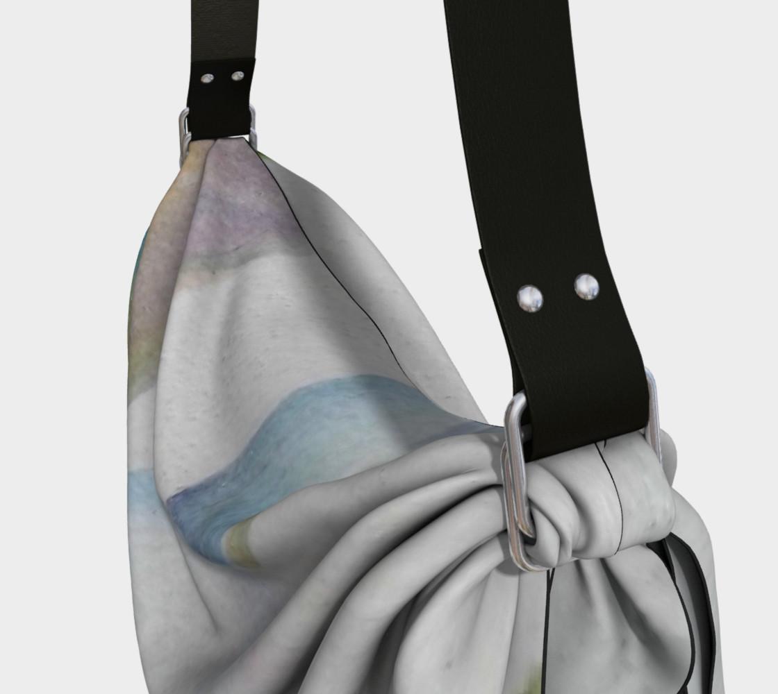 CALLA LILY in WATERCOLOR Origami Bag preview #3