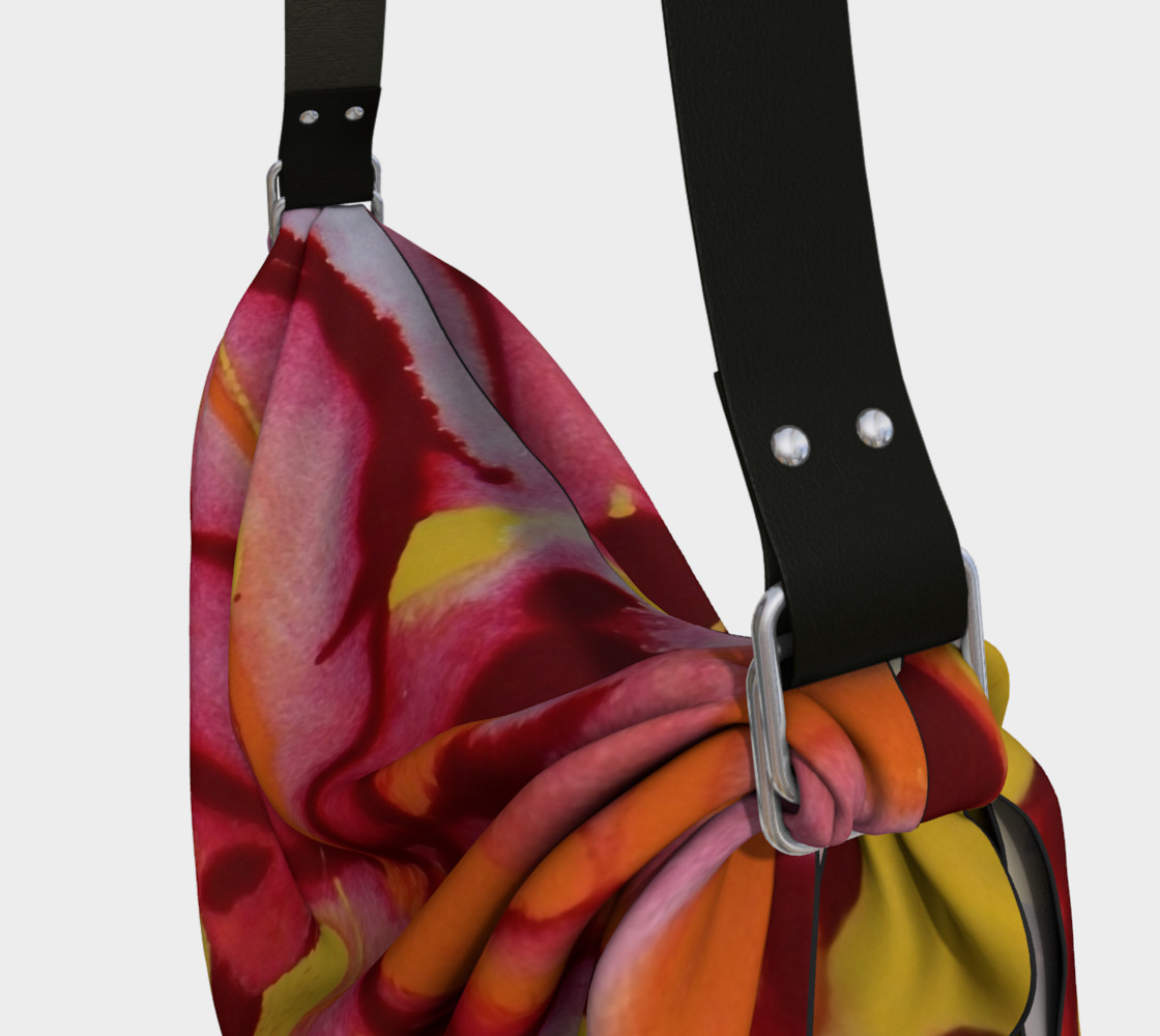 Fire Burst Origami Tote preview #3