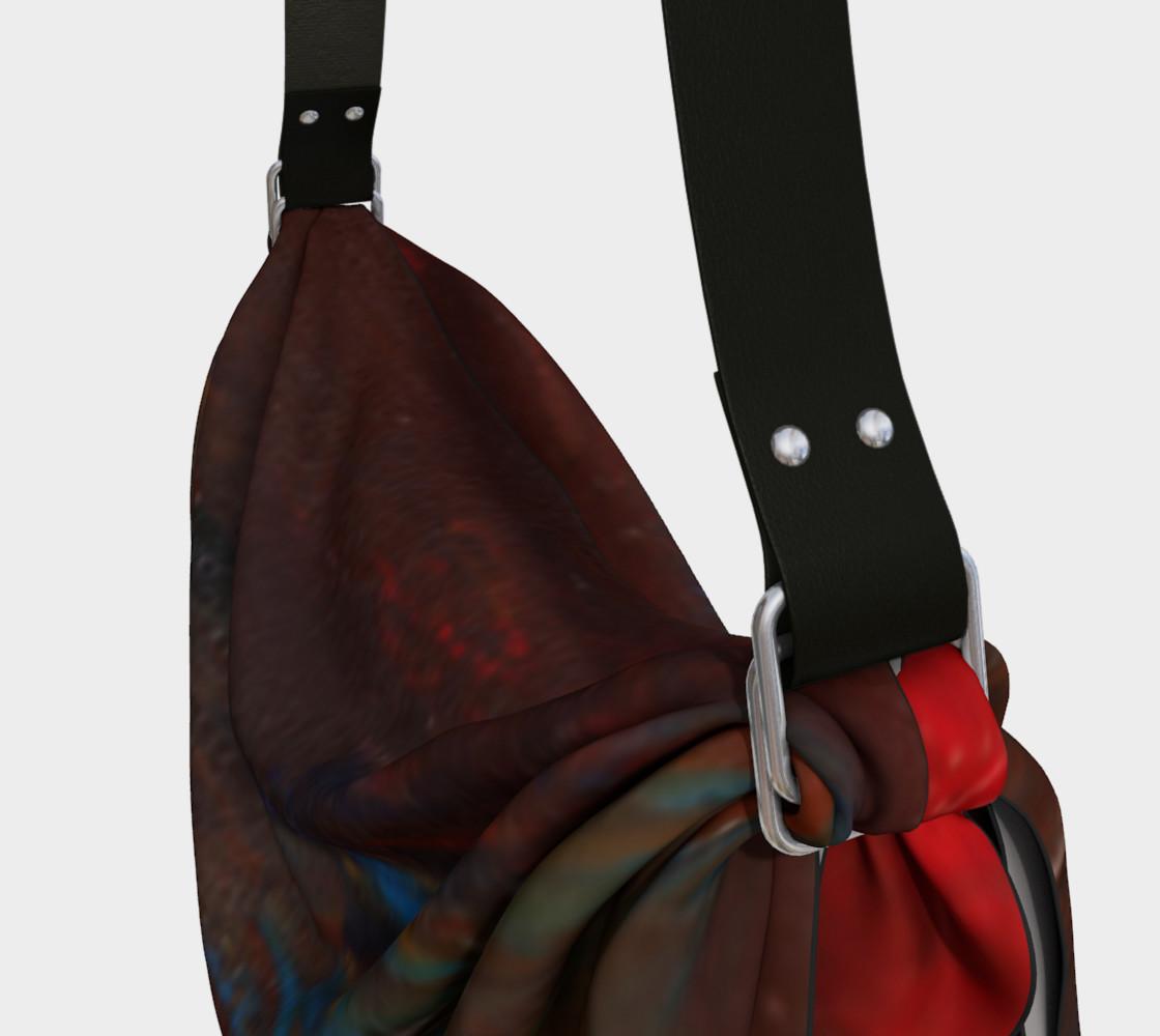 Crimson Ocean Origami Bag preview #3