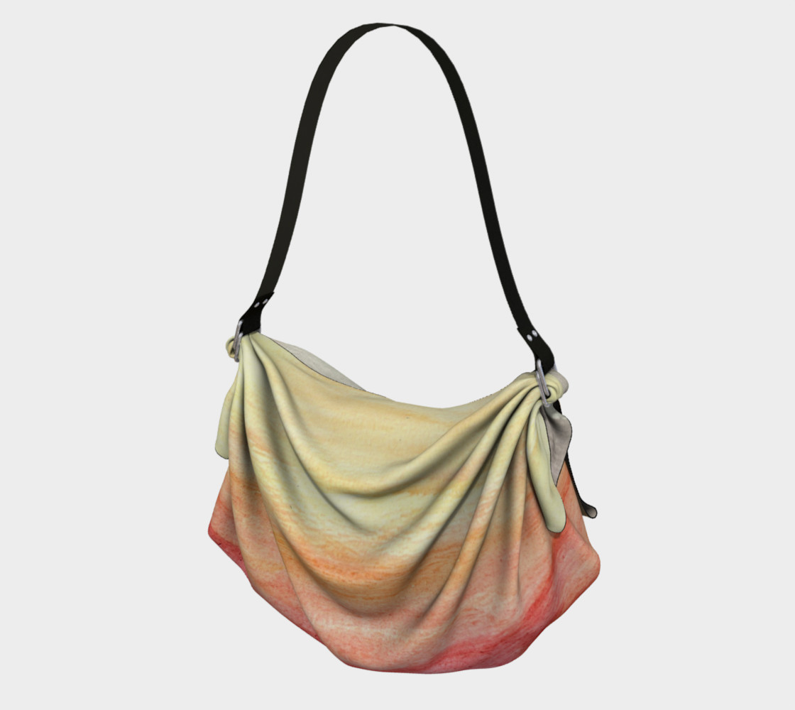 Radiating Heart Origami Tote preview #1