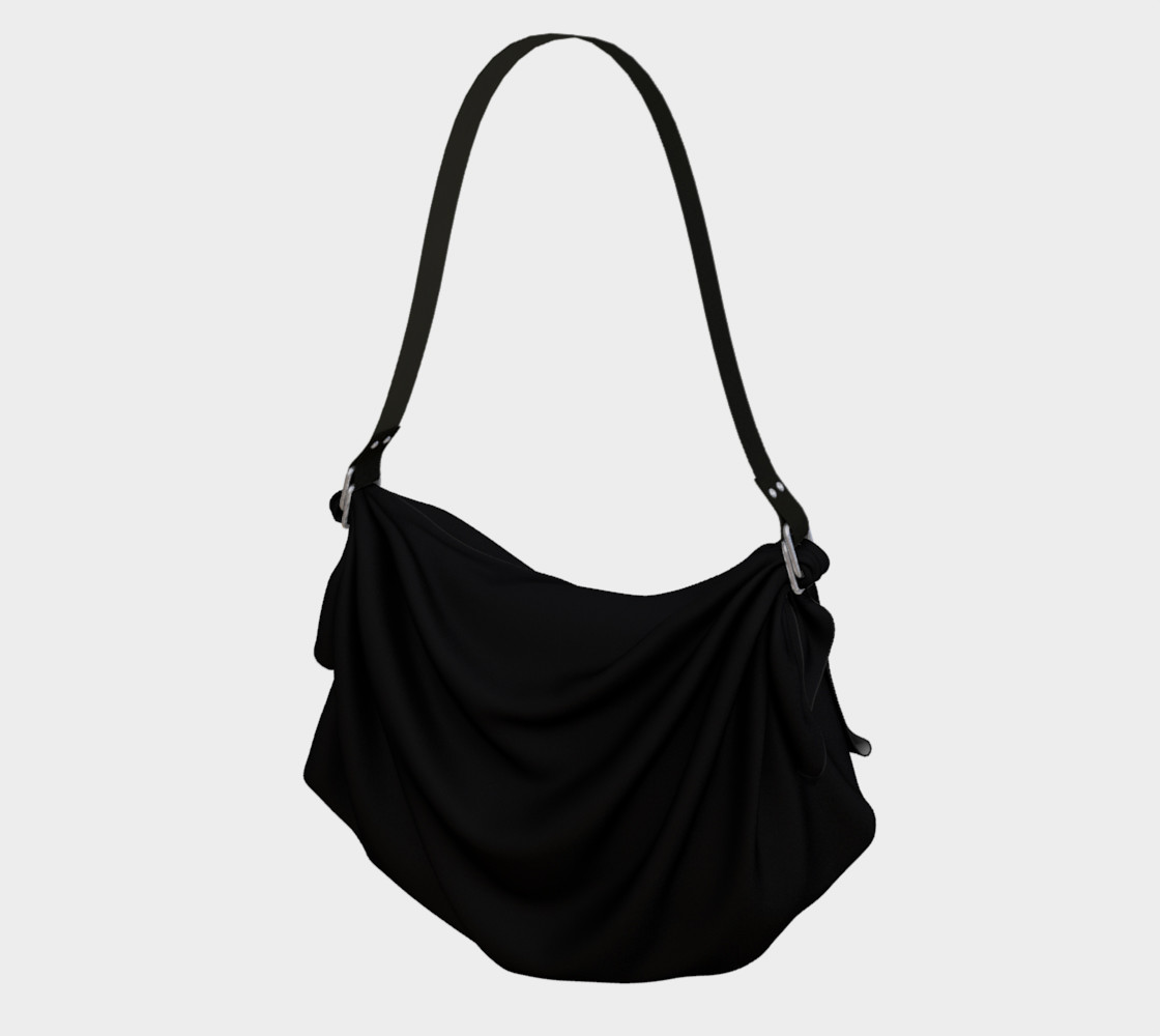 Black as Night Sky Origami Tote preview #1