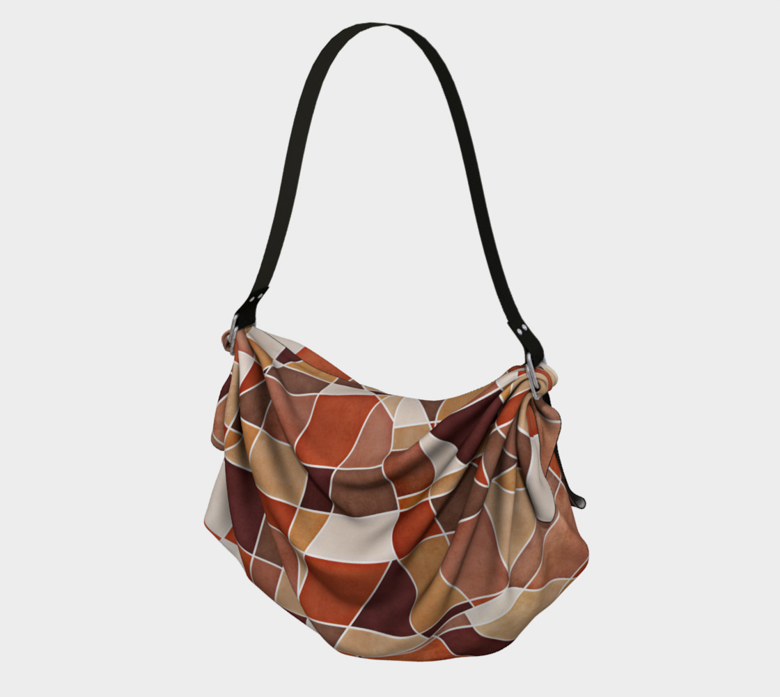 Aperçu de Abstract Autumn Cubism Geometric #1