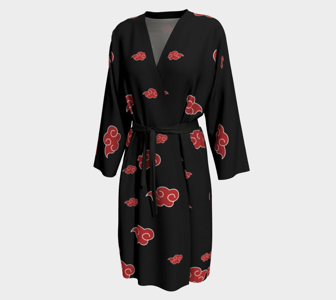 Akatsuki Cloud Pegnoir robe preview #1