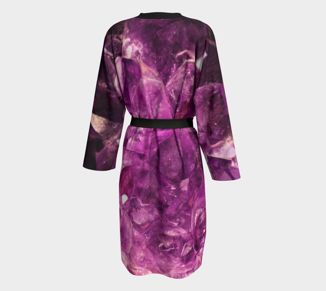 True Purple Amethyst Peignoir preview #2