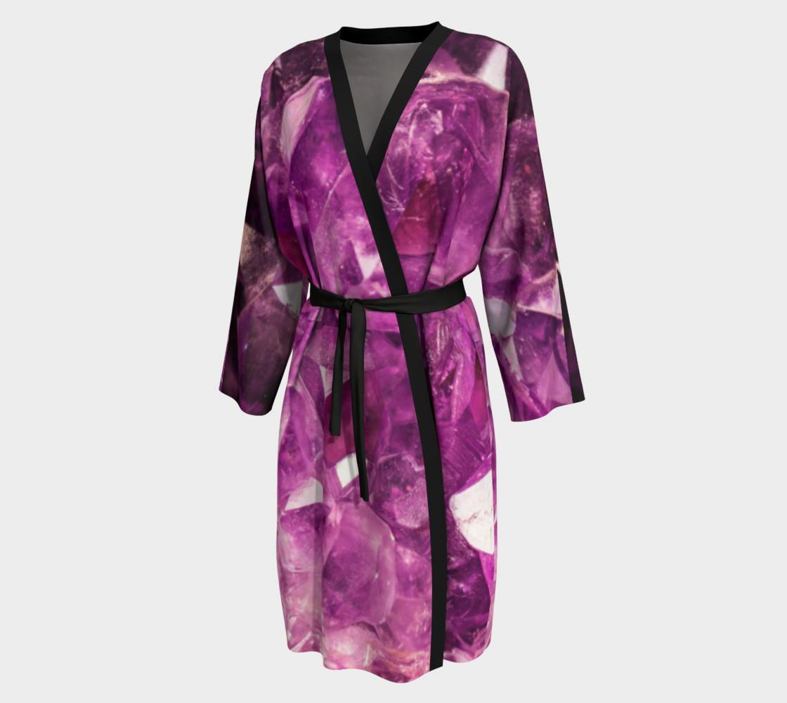 True Purple Amethyst Peignoir preview #1