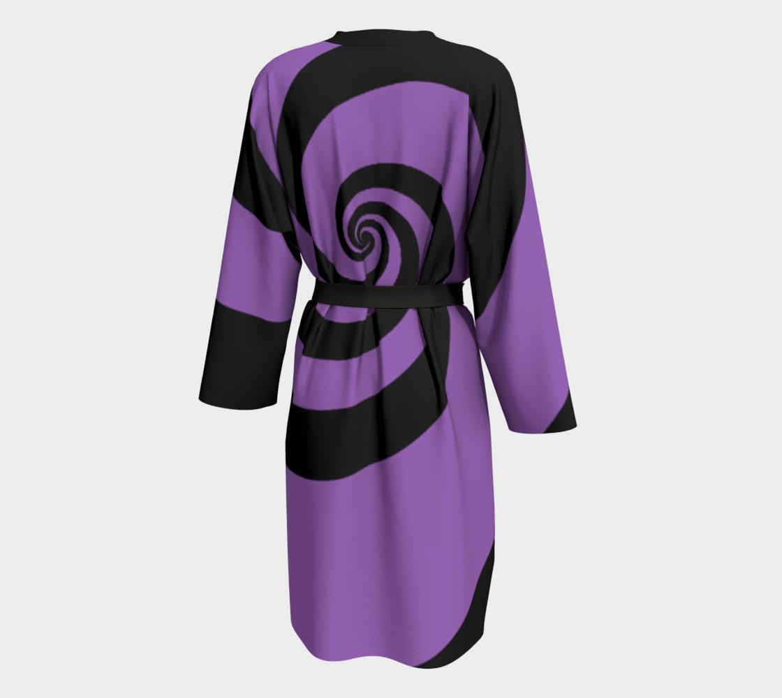 Aperçu de Purple & Black #2