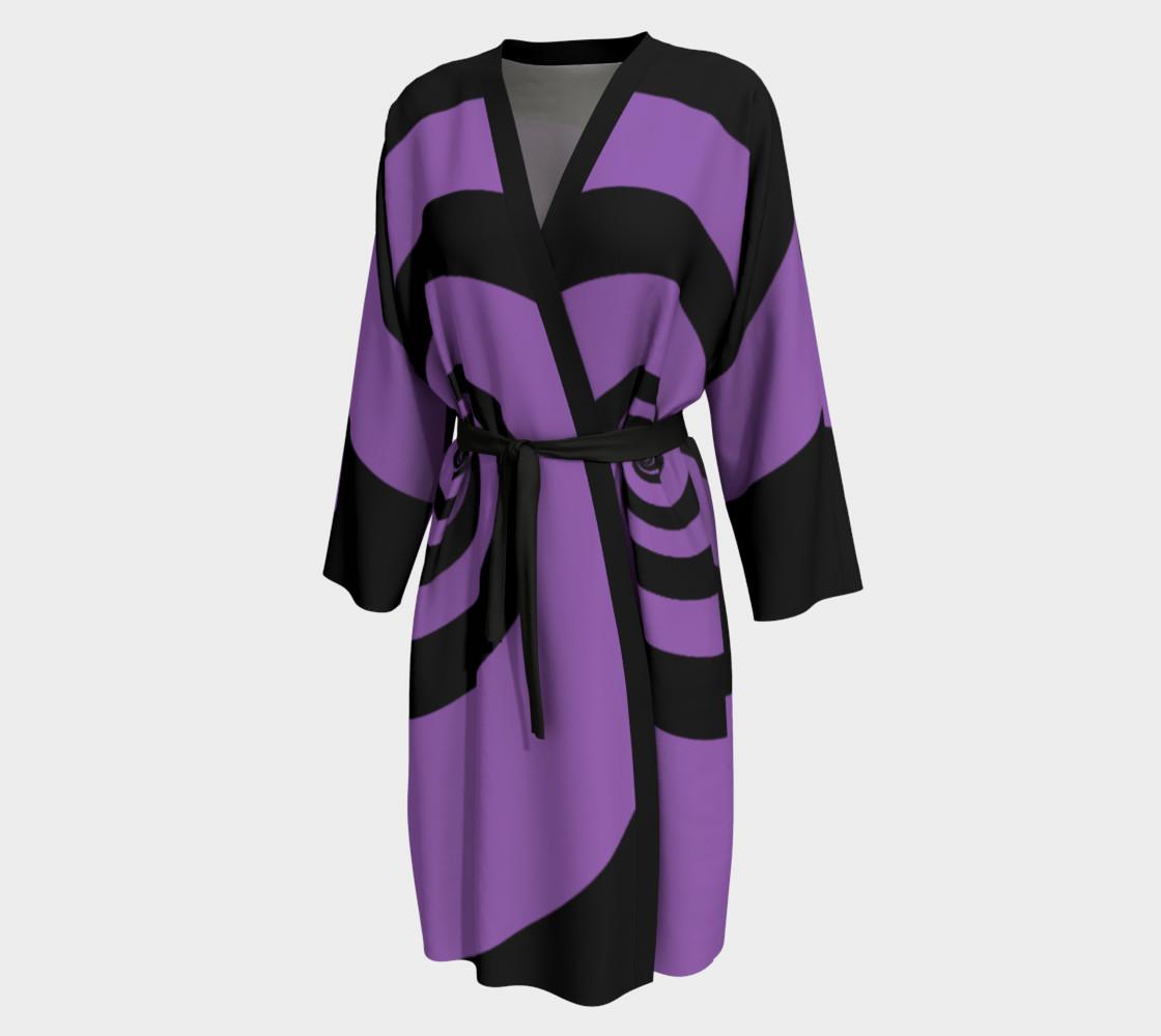 Aperçu de Purple & Black #1