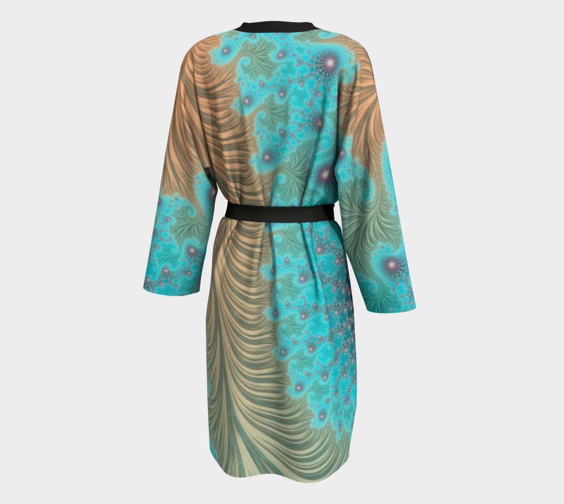 Aquae Housecoat preview #2