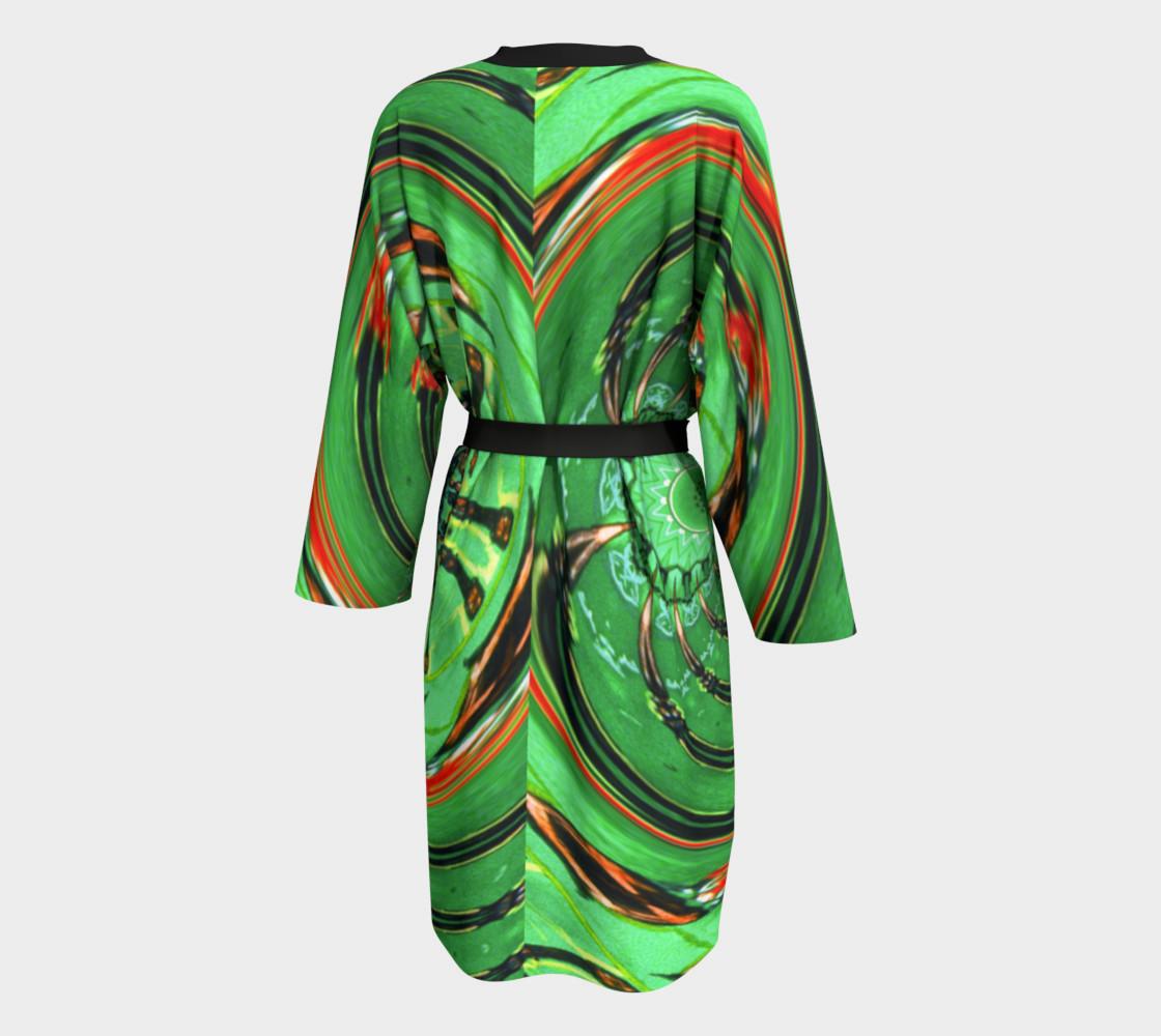Aperçu de Emerald City Girl Ninja Peignoir #2
