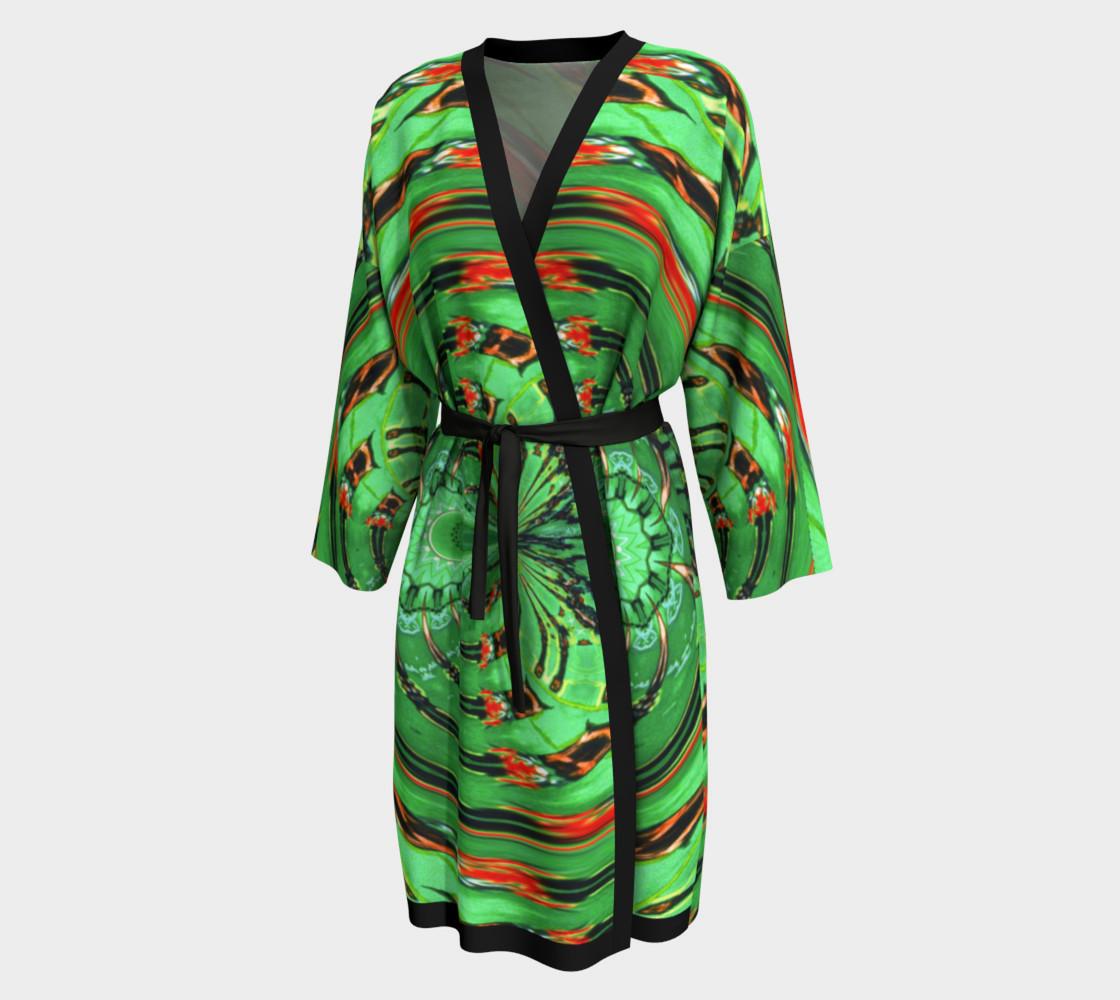 Aperçu de Emerald City Girl Ninja Peignoir #1