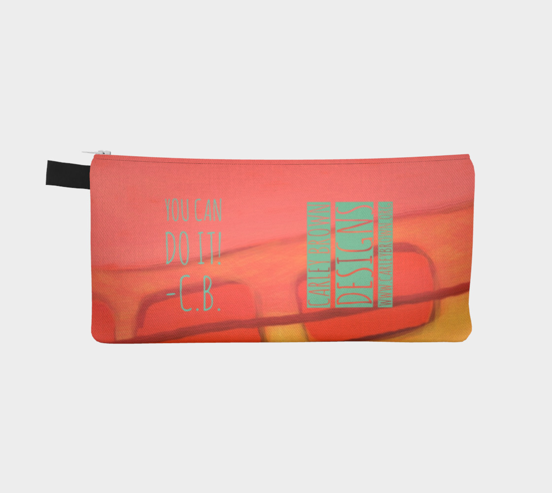 Intentions Pencil Case preview #2
