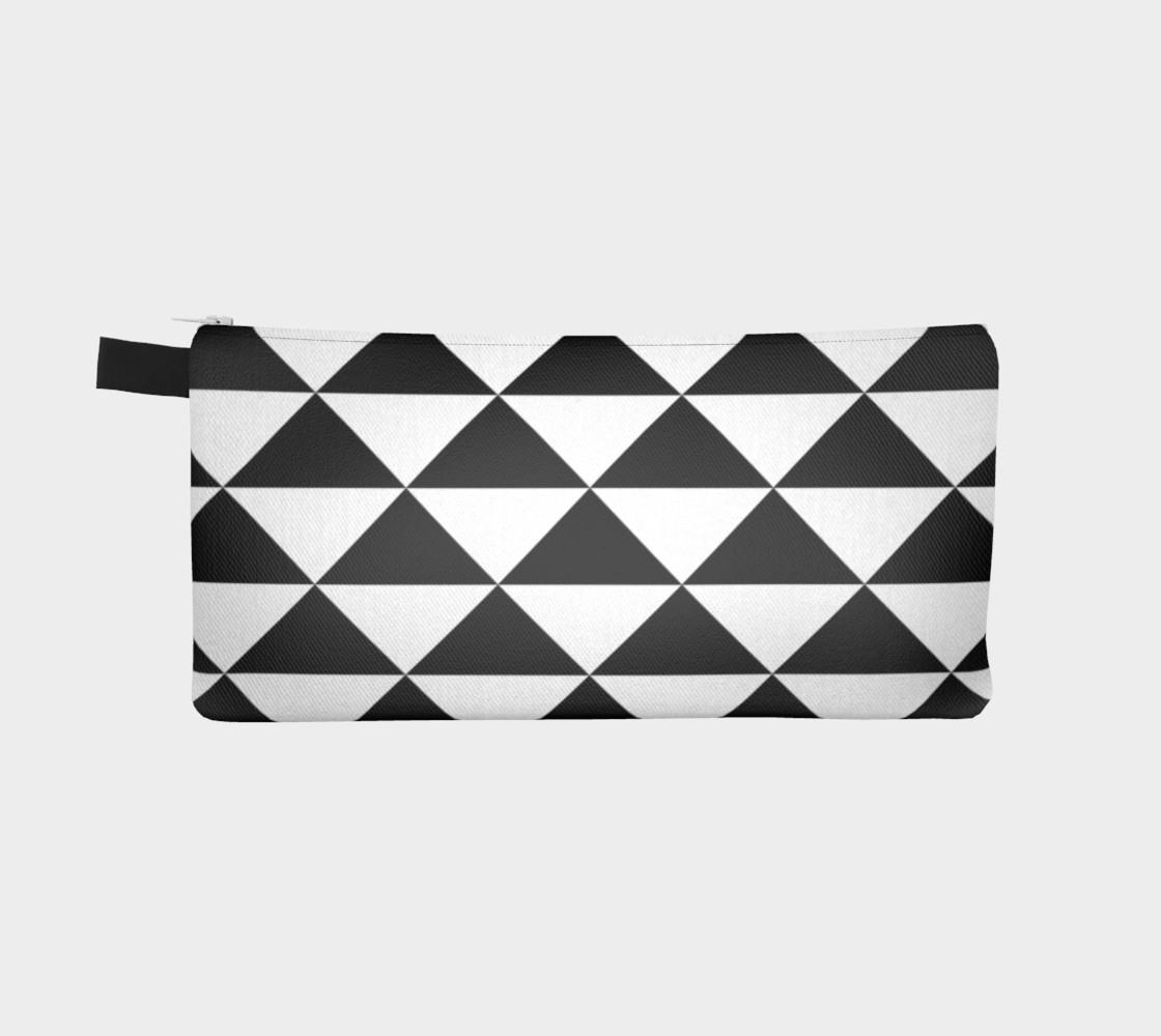 Aperçu de Black and White Triangles #2