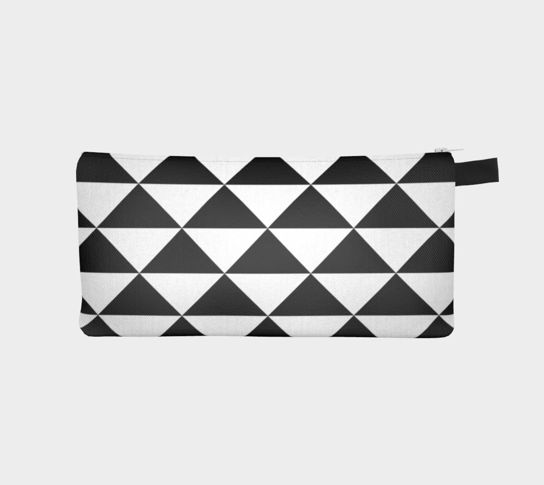 Aperçu de Black and White Triangles #1