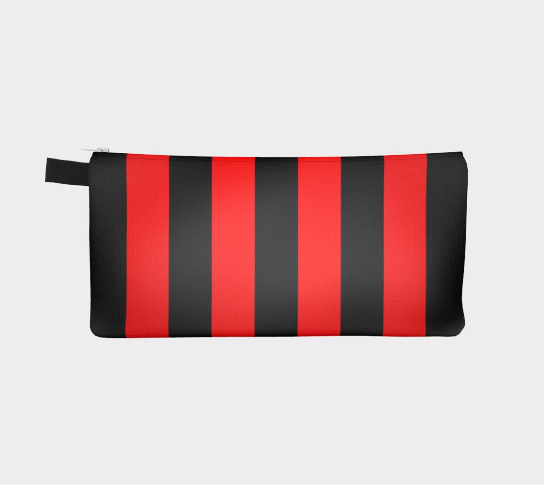 Aperçu de Black and Red Stripes #2