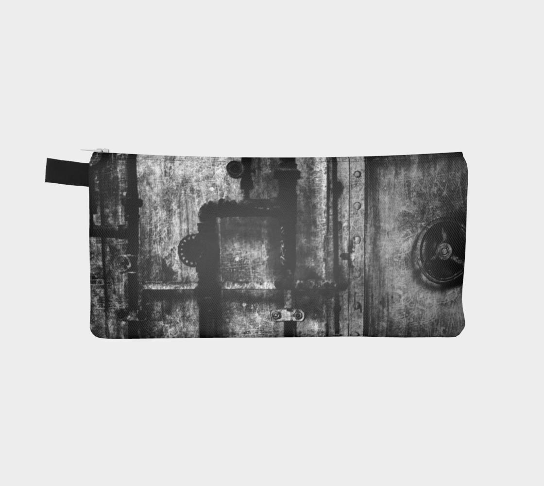 Aperçu de Grunge Steampunk Pencil Case #2