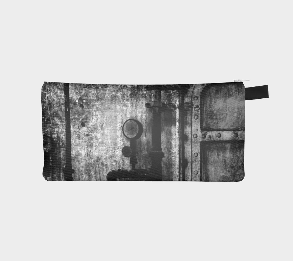 Aperçu de Grunge Steampunk Pencil Case #1
