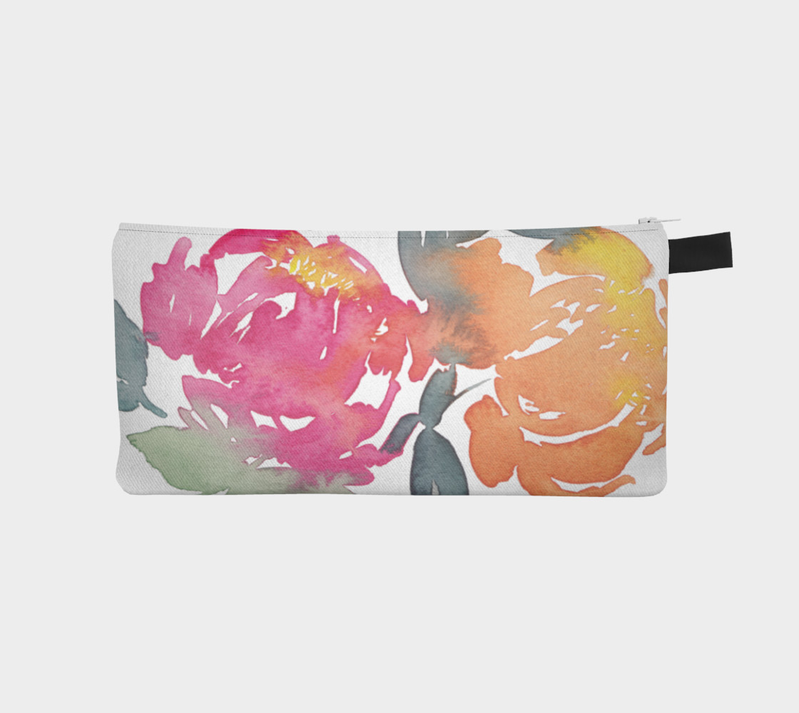Peony Watercolor preview #1