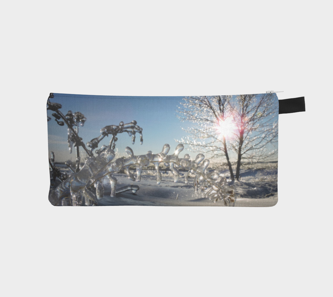 Icy Morning Pencil Case preview #1