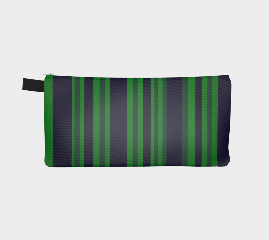 Aperçu de Classic Green Blue Stripes #2