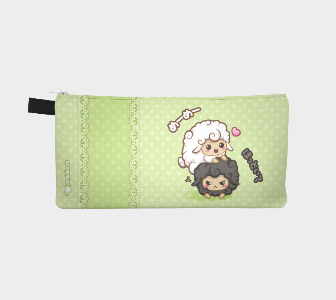 Bruno and Herbert - Pencil Case preview #2