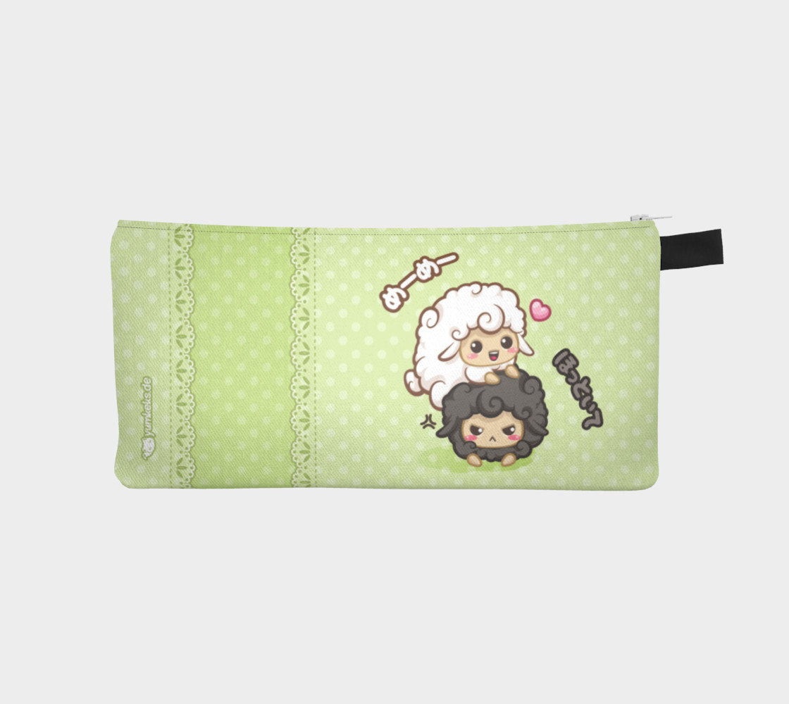 Bruno and Herbert - Pencil Case preview #1