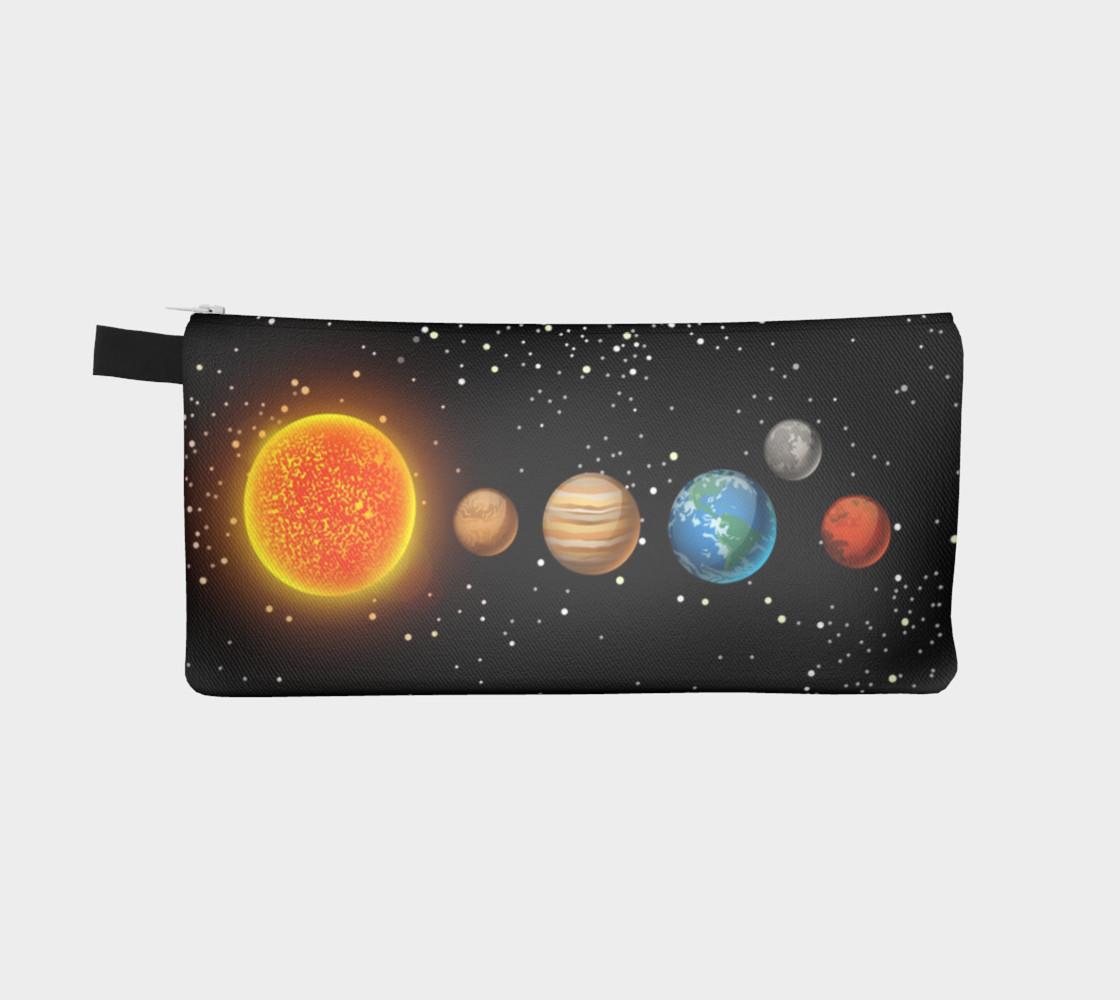 Space Pencil Case preview #2