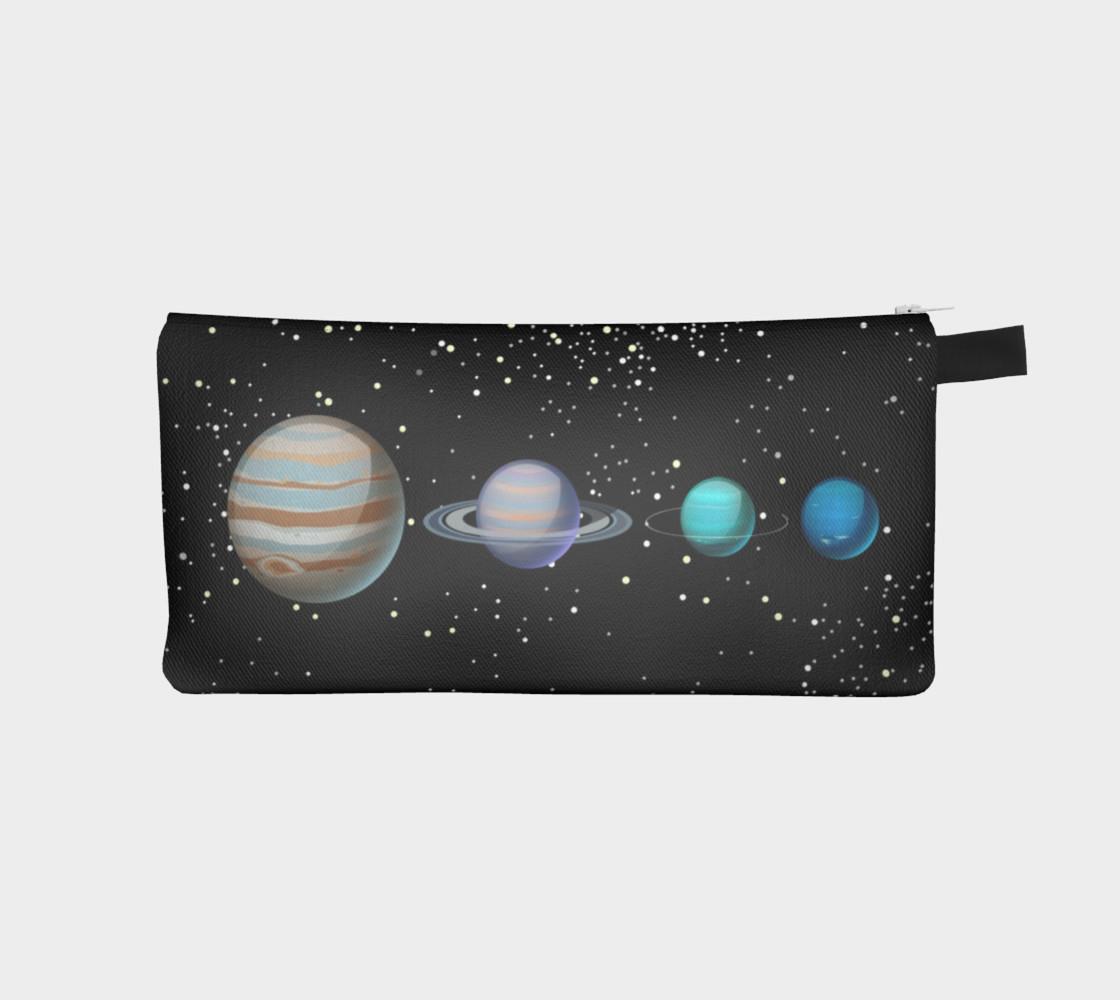 Space Pencil Case preview #1