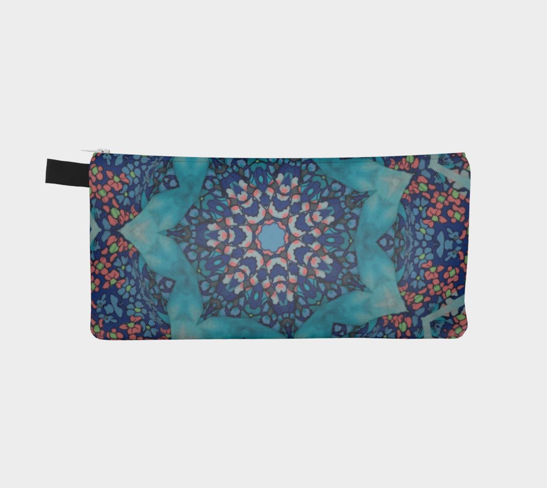 Kaleidoscope #1030 zipper pouch preview #2