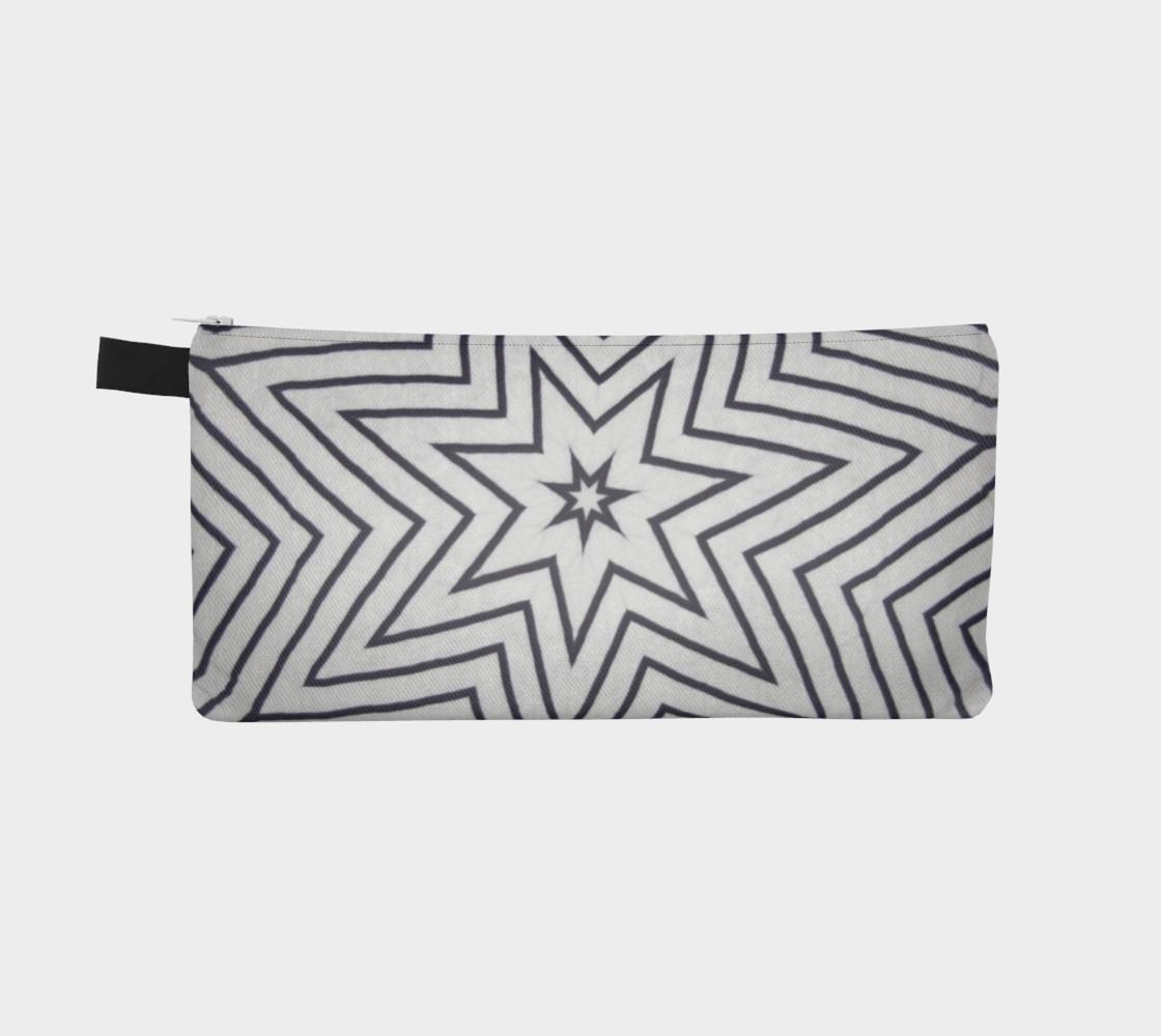 Kaleidoscope #820 zipper pouch preview #2