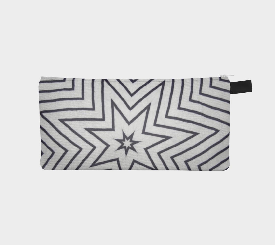 Kaleidoscope #820 zipper pouch preview #1