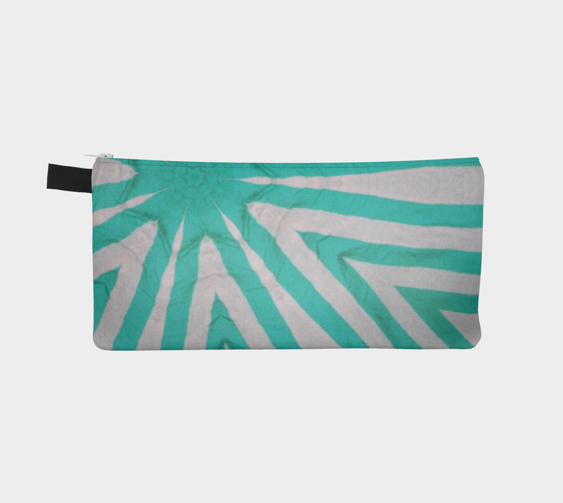 Kaleidoscope #834 zipper pouch preview #2