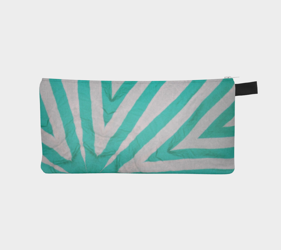 Kaleidoscope #834 zipper pouch preview #1