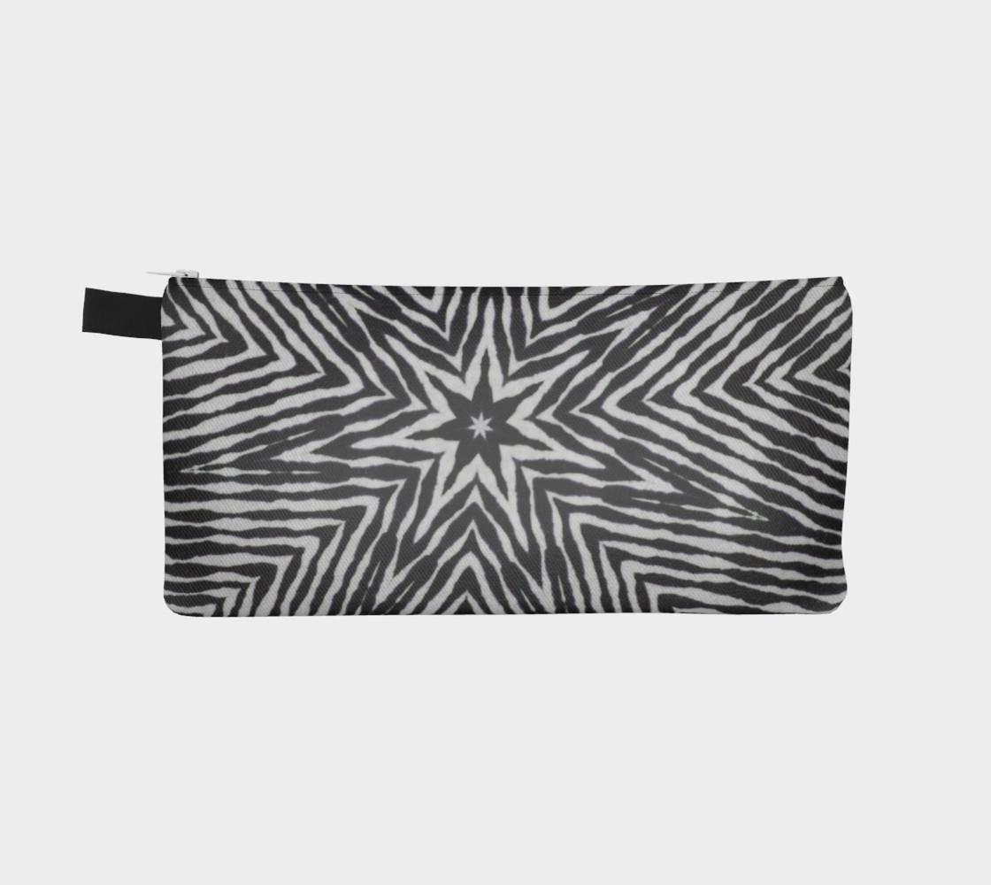Kaleidoscope #858 zipper pouch preview #2