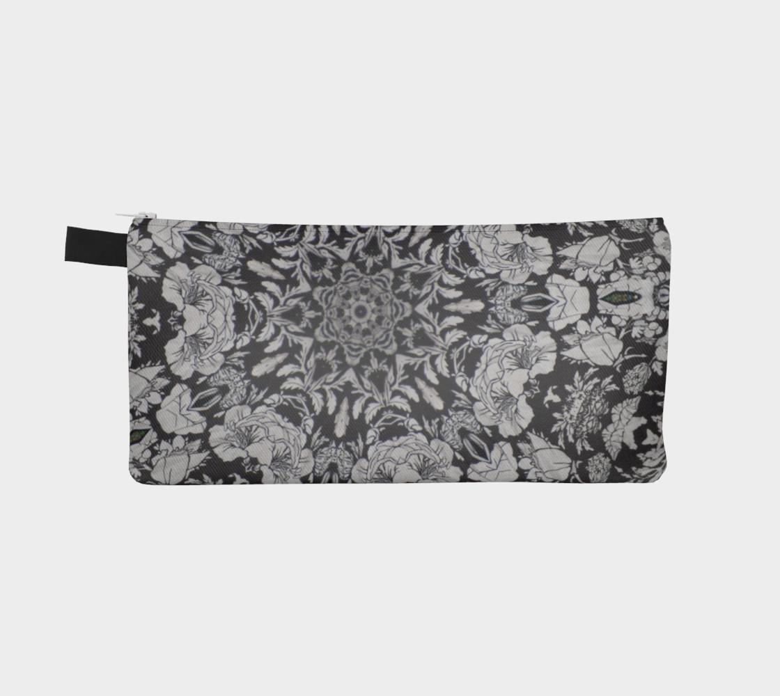 Kaleidoscope #882 zipper pouch preview #2