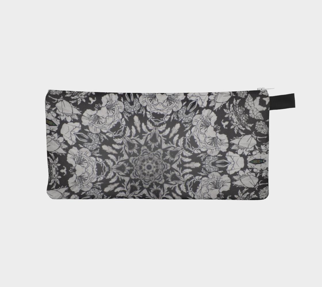 Kaleidoscope #882 zipper pouch preview #1