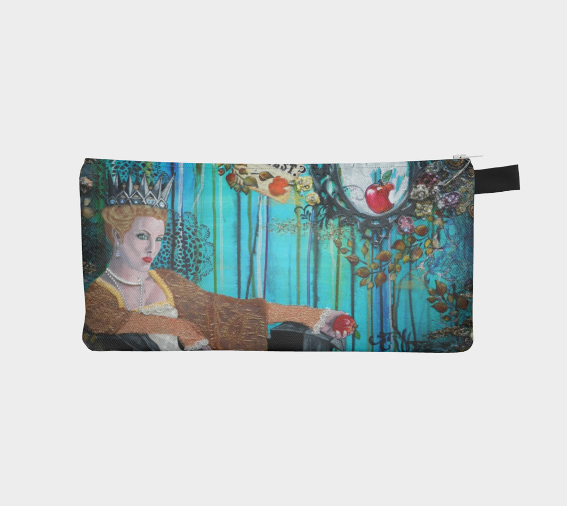 Who's the Fairest Zippered Pouch preview #1