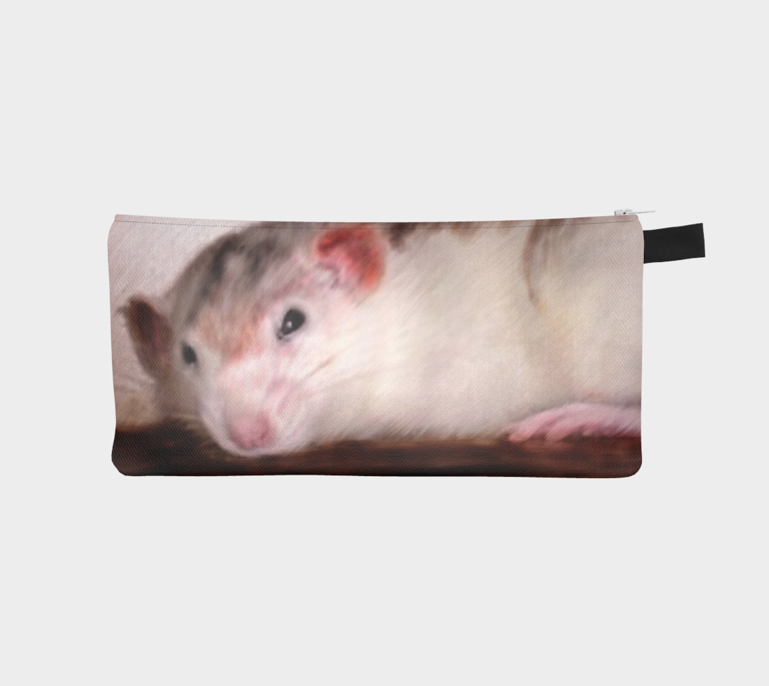 Cute rat 3D preview