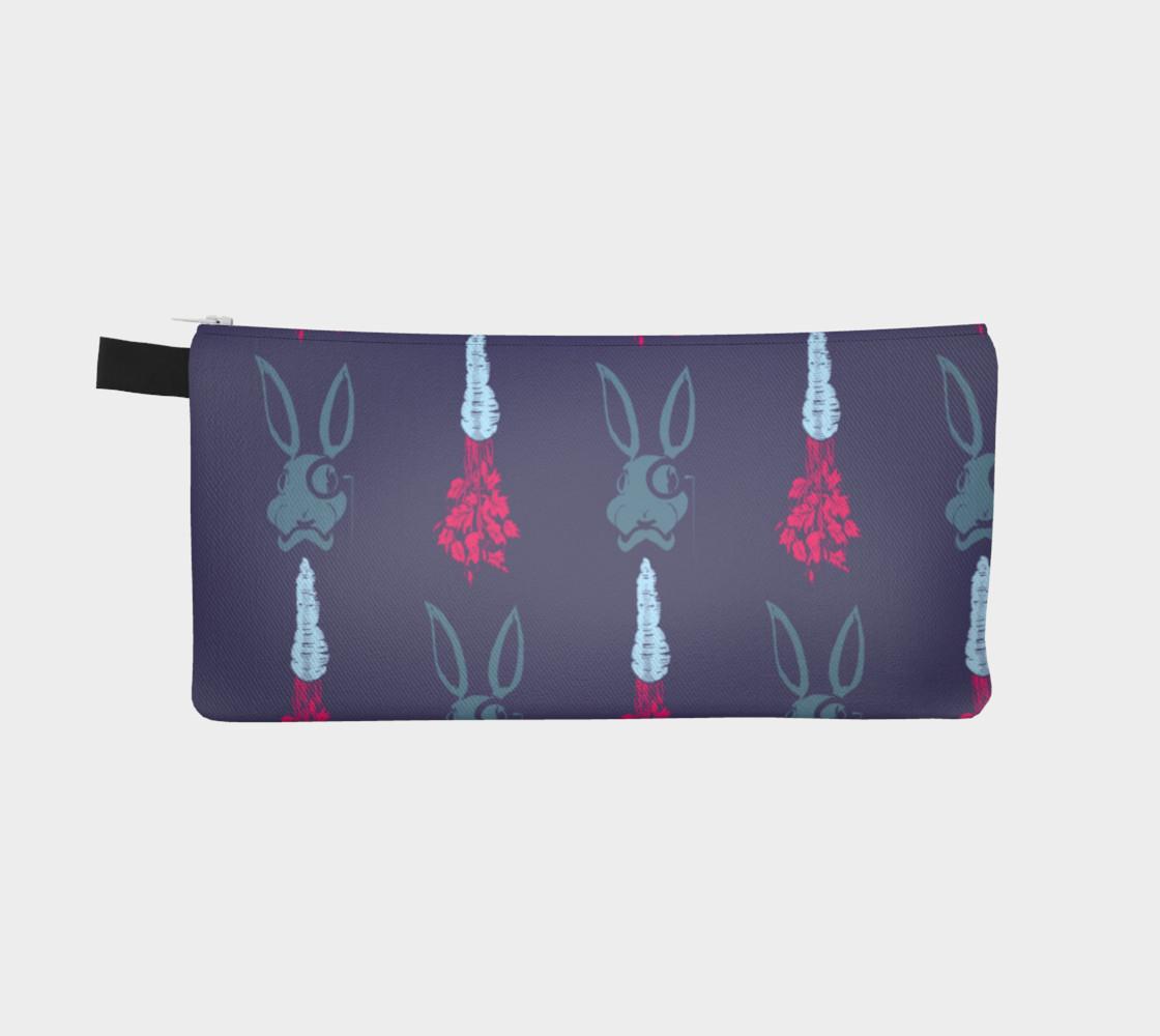 Aperçu de Pencil Case   Rabbit by Monsieur Clown #2