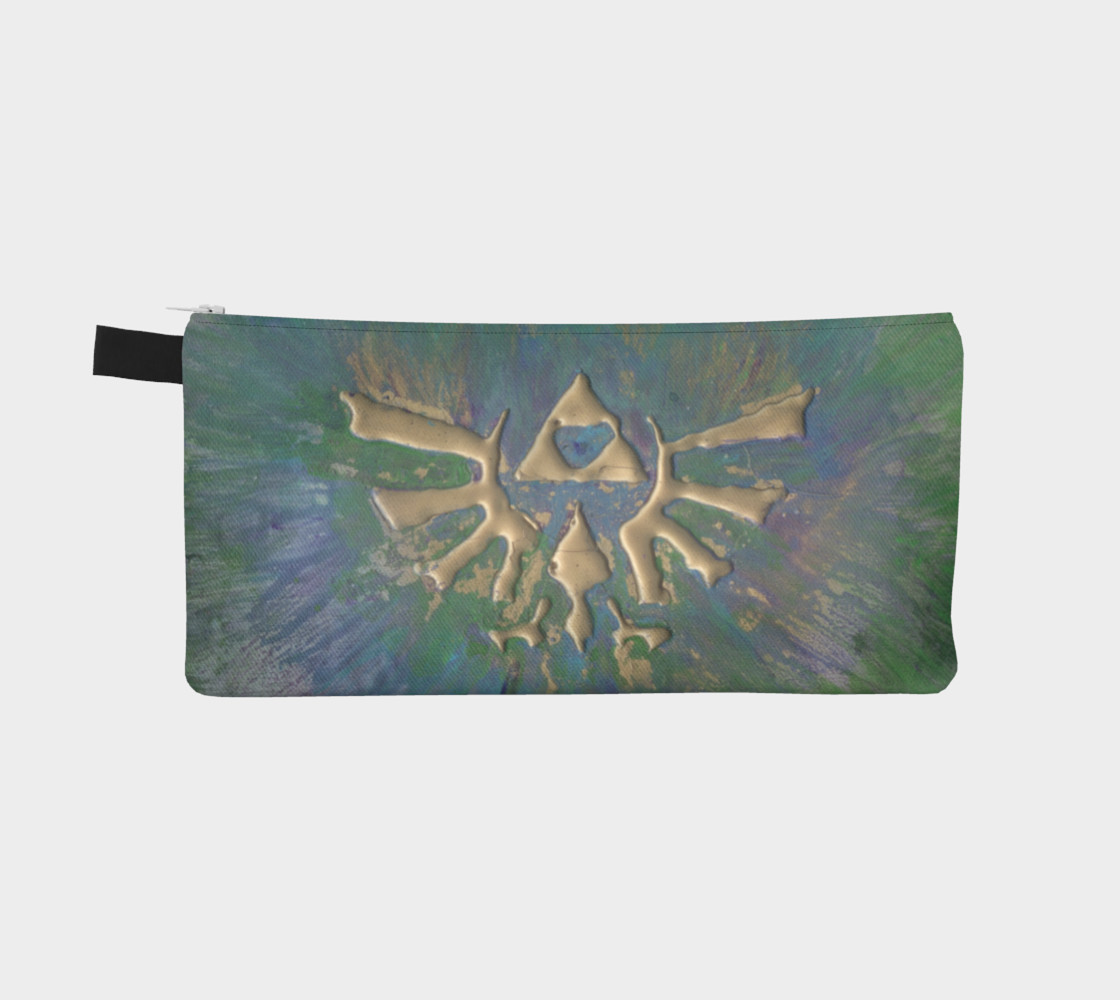 Aperçu de Hippy Triforce Wallet #2