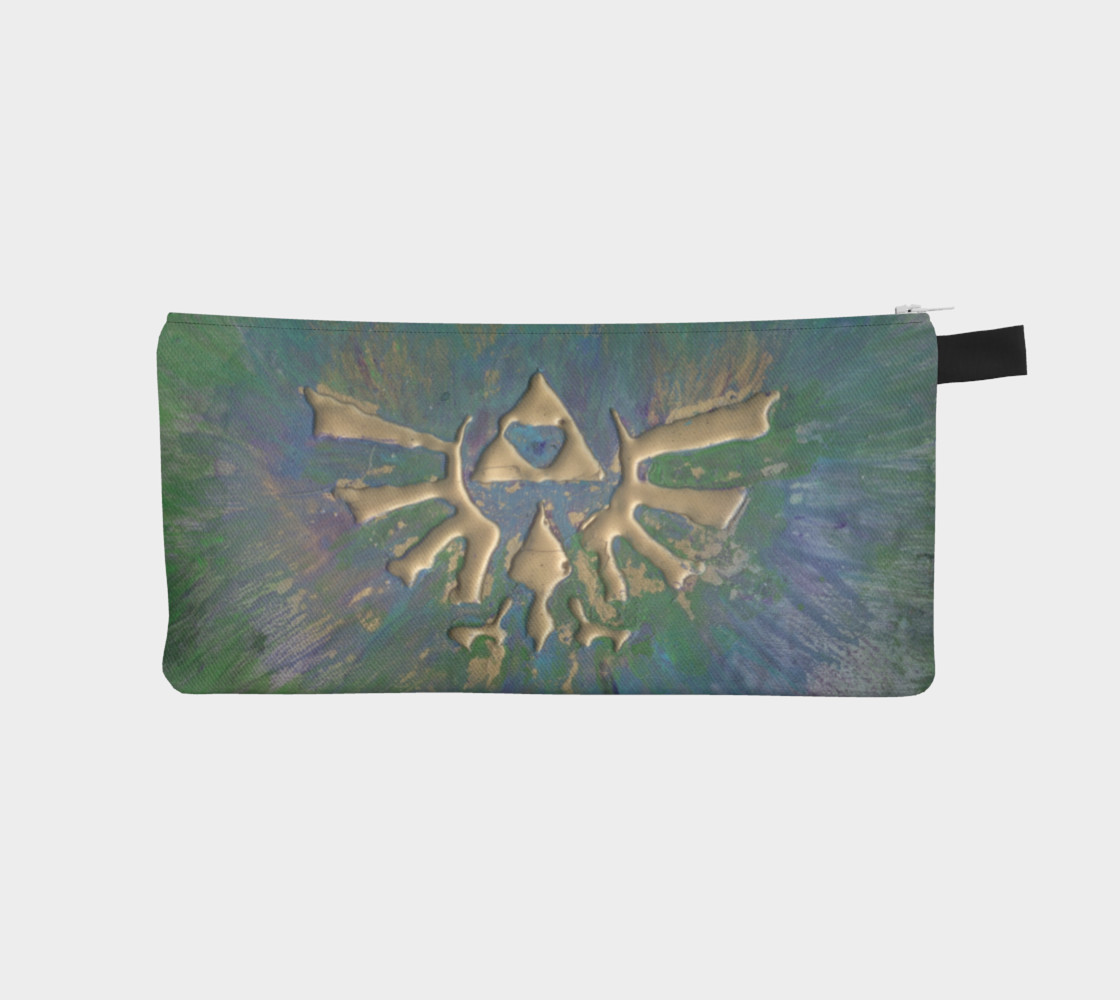 Aperçu de Hippy Triforce Wallet #1