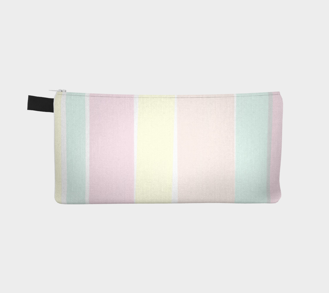 Pastel Cats Pencil Case preview #2