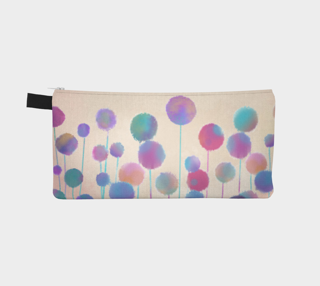 FLOWERS PENCIL CASE preview #2