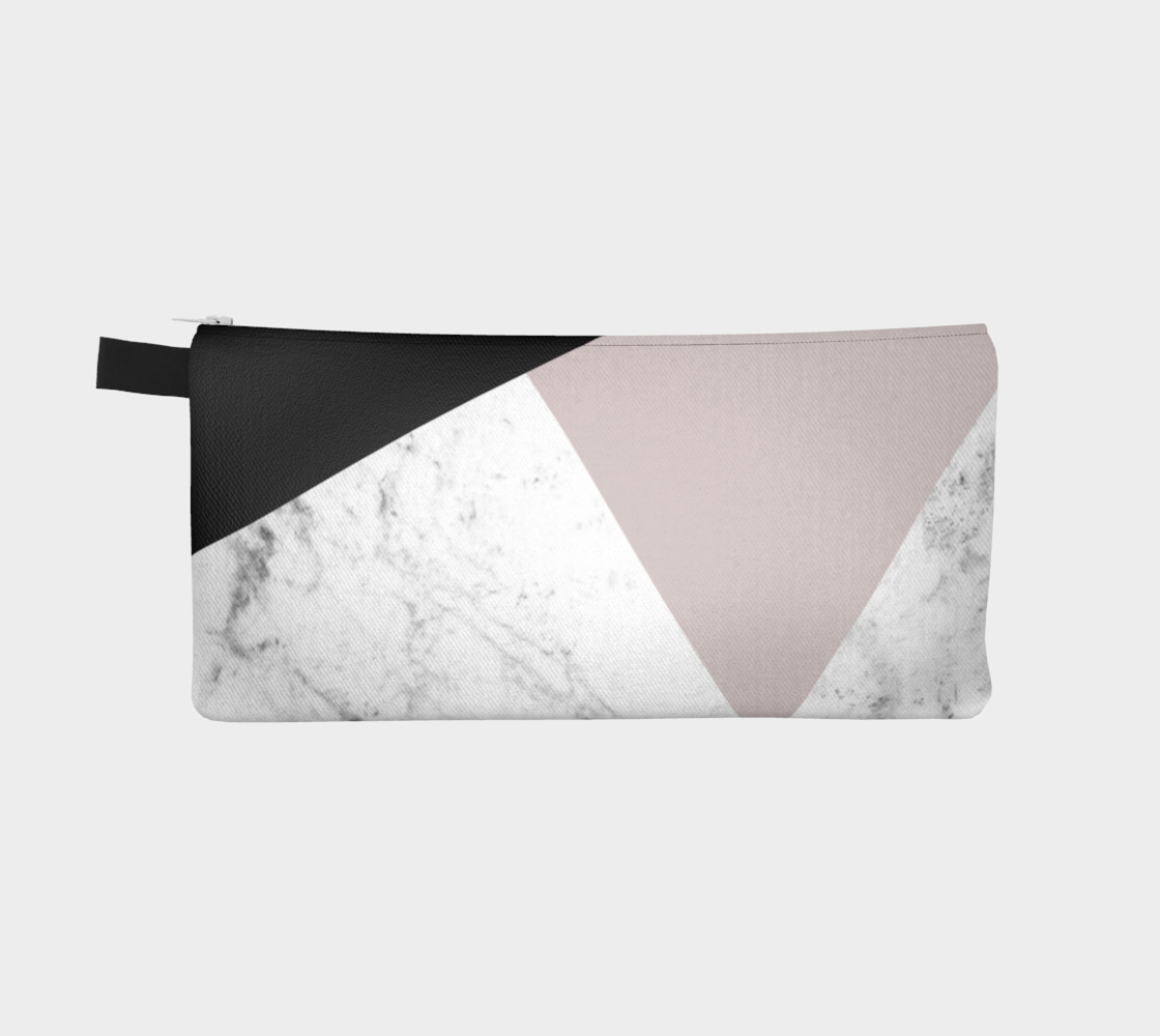 Pink and black with marble preview #2