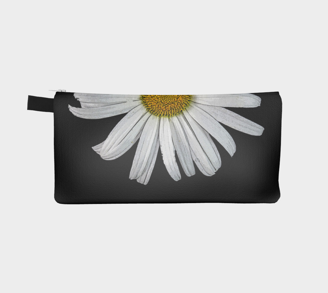 Daisy Pouch in Black 160802 preview #2