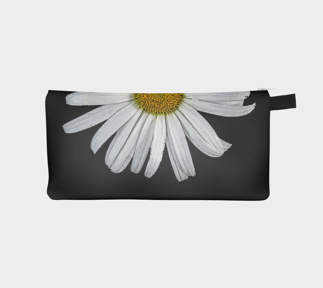 Daisy Pouch in Black 160802 preview #1