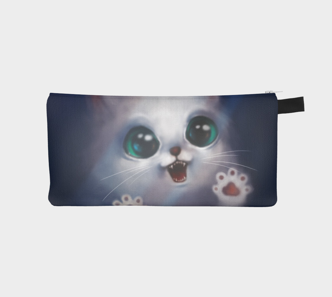 Aperçu de Hungry cat - Pencil case #1