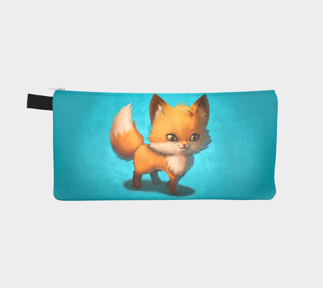 Aperçu de Fox - Pencil case #2